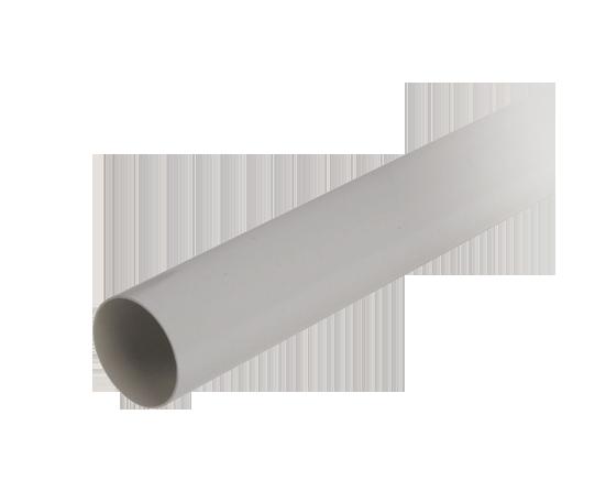 Tube de descente o 100 gris 1